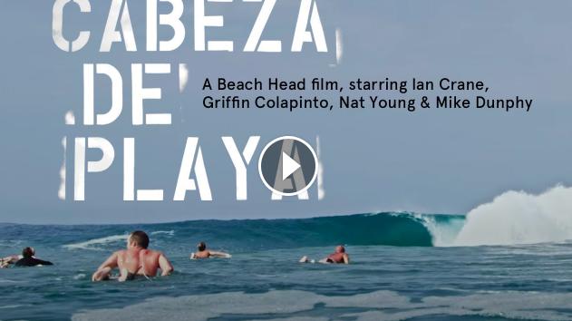 Who Let These Guys Into Mexico Beach Head s Cabeza de Playa