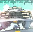 لعبة الهروب بالسيارة الصفراء من  الشرطة ا