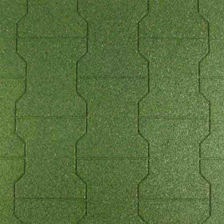 Greatmats Equine Paver Tile 30mm horse wash bays aisleways rubber
