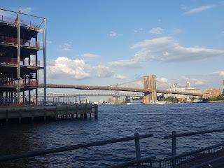 puente de brooklyn desde seaport