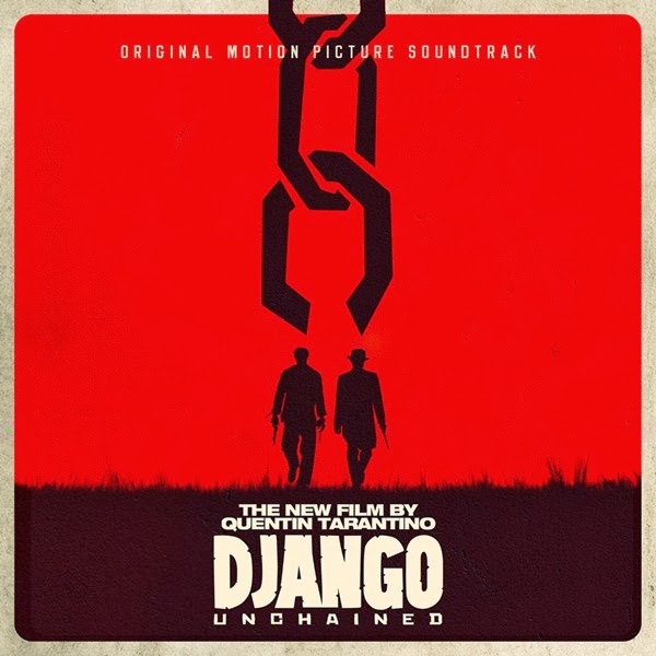 django unchained soundtracks