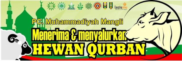 Panitia Qurban PCM Mangli