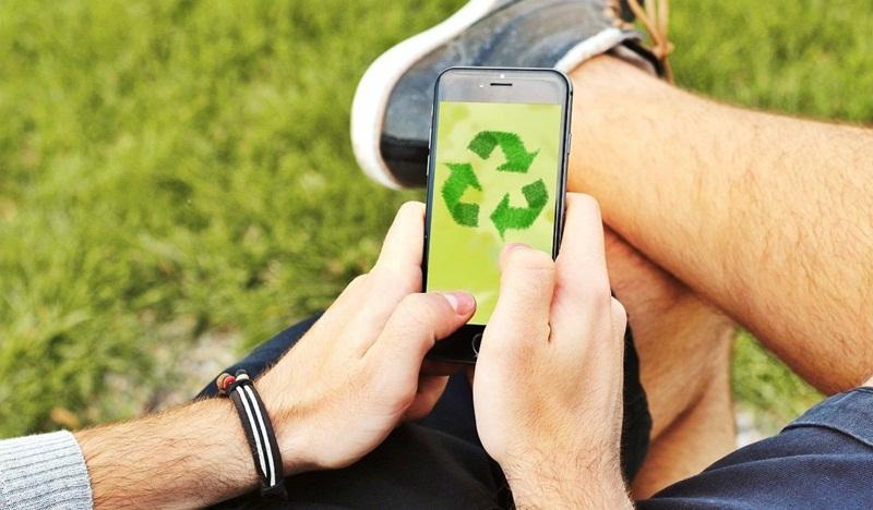 ¡Cuida el medio ambiente usando tu celular!