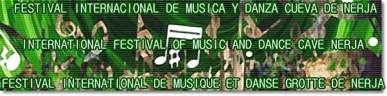 El Festival Internacional de Música y Danza de la Cueva de Nerja, tiene dos emblemáticos escenarios, la Cueva de Nerja y el Balcón de Europa