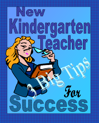 New Kindergarten Teacher - Tips for Success