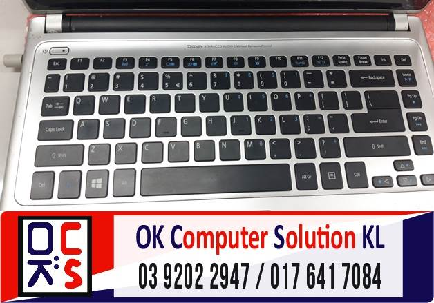 [SOLVED] LAPTOP ACER ASPIRE V5-471PG NO DISPLAY | REPAIR LAPTOP CHERAS 3