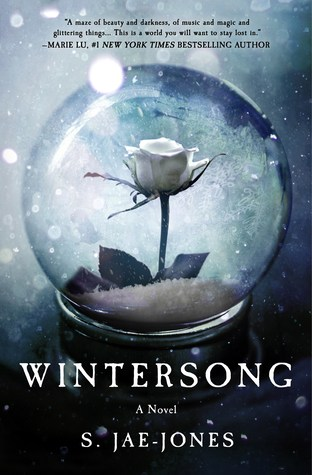 Wintersong by S. Jae-Jones book cover Journey Through Fiction