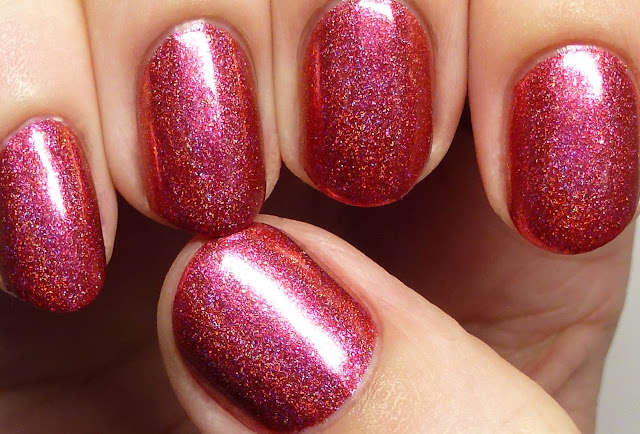 Grace-full Nail Polish Uluru
