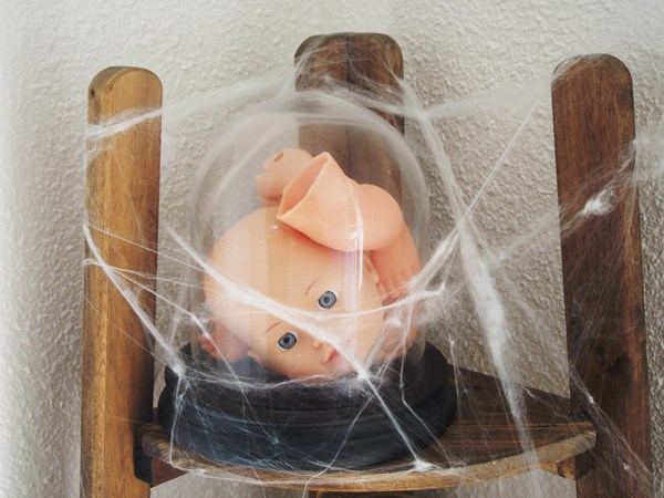 Décorations d'Halloween DIY