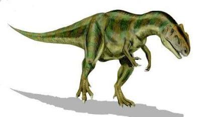 Jenis-Jenis Dinosaurus Allosaurus