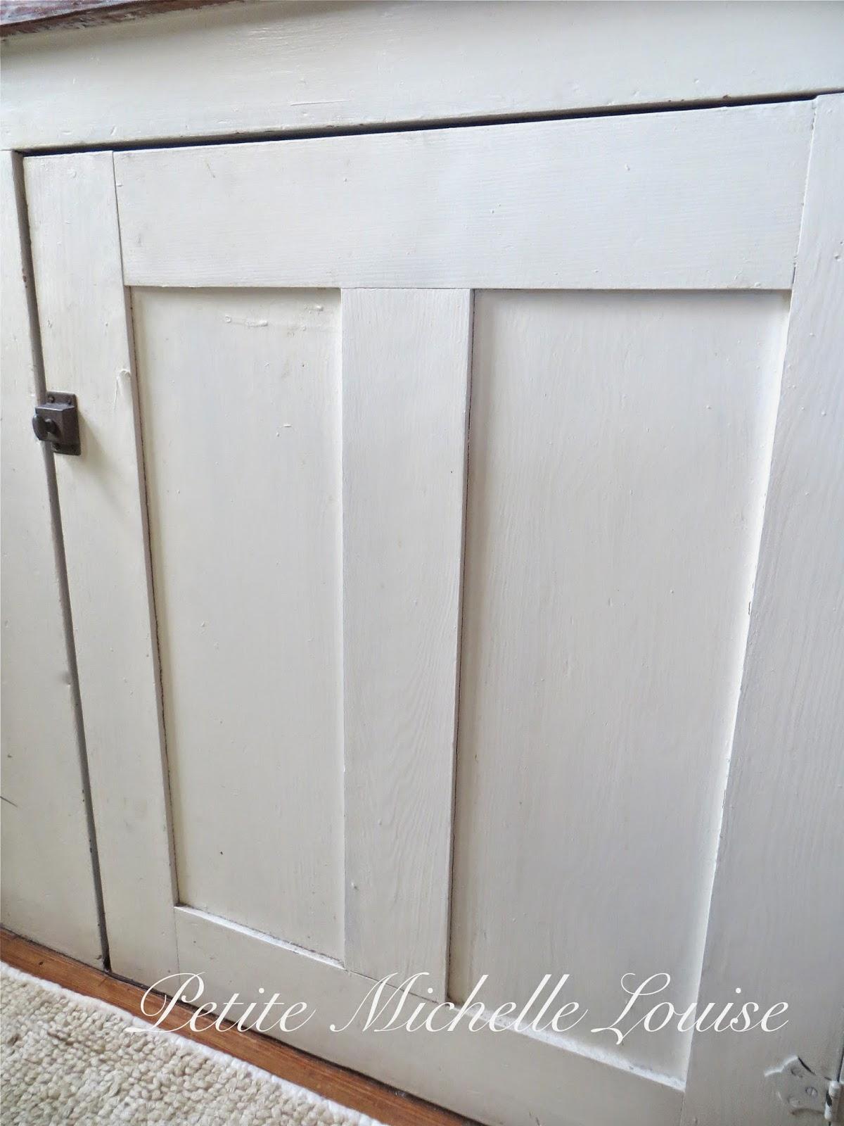 Petite Michelle Louise DIY Cabinet Door Facelift