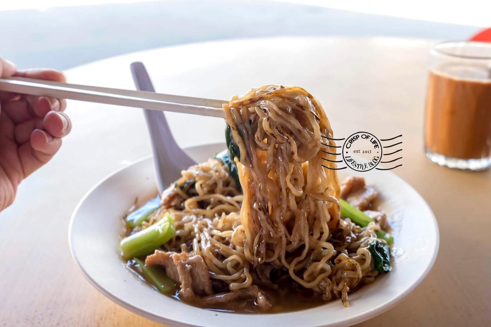 Beaufort Noodles @ New Restaurant Kim Wah, Beaufort