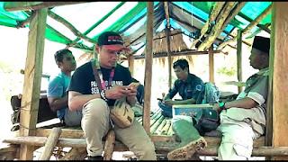 Balai TNGT Diduga Terlantarkan Empat Wartawan Di Lereng Gunung Tambora