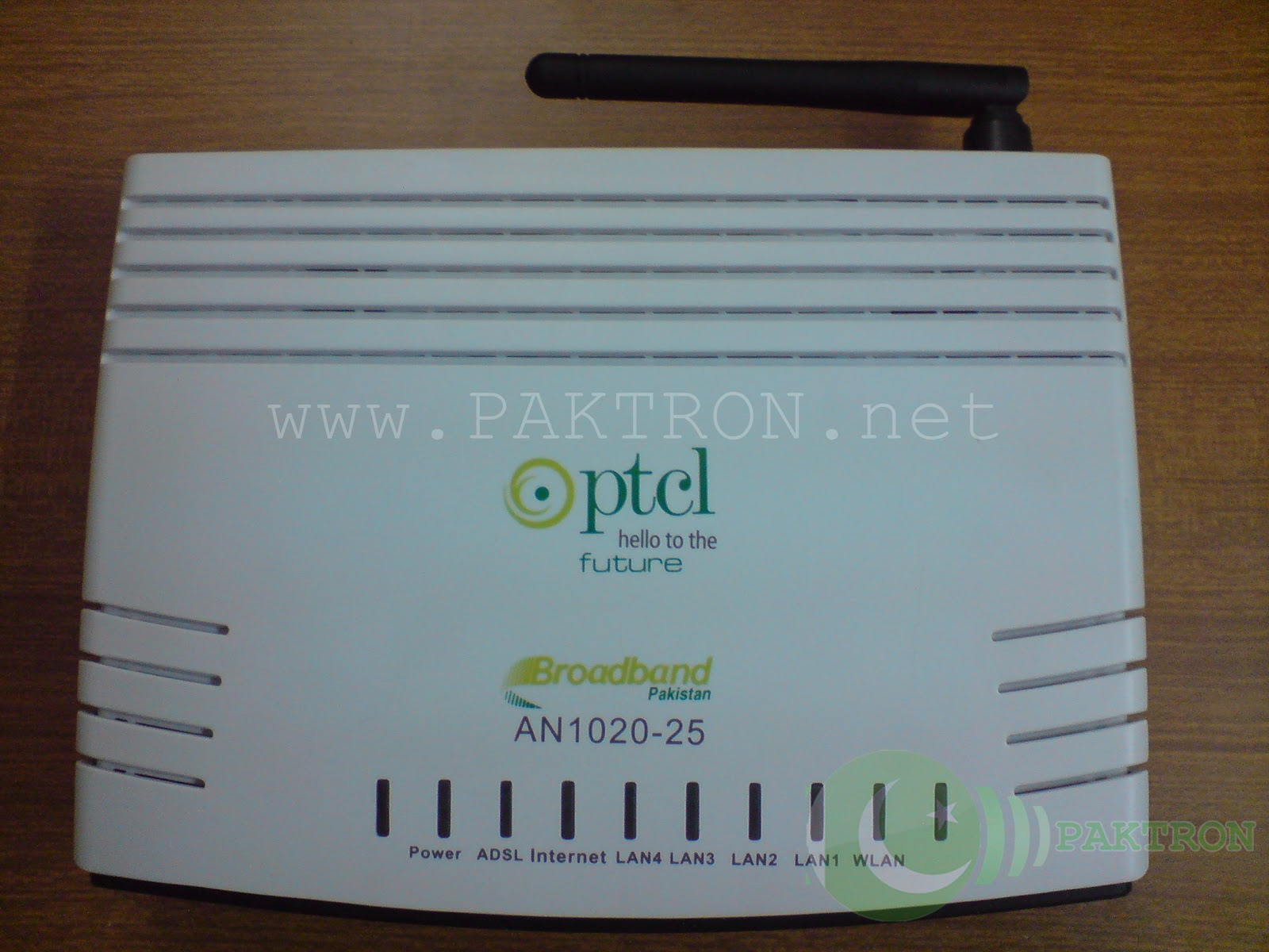 Unboxing Of Ptcl Wi Fi Wireless Dsl Modem An1020 25