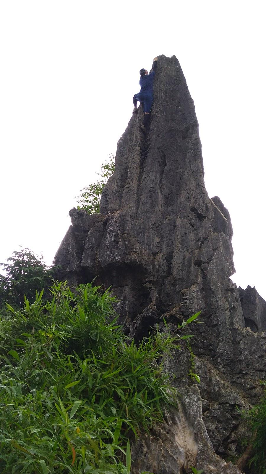 Bp Near Me >> The Novice Trekker: Mascap MultiPeak Hike - Espadang Bato ...