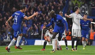 Chelsea Pesta Gol ke Gawang Qarabag 6-0 Liga Champions