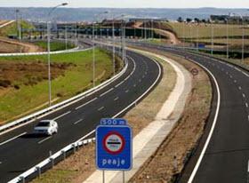 Los vehículos militares no pagarán en las autopistas de peaje