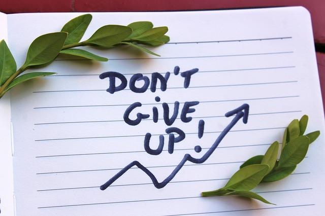 100 Kata Kata Motivasi Jangan Pernah Menyerah dan Jangan Putus Asa