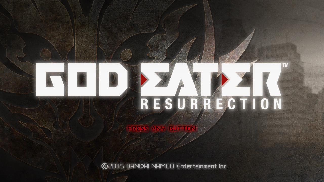 REL|GER]God Eater Resurrection - PlayStation 3/4 Button Mod