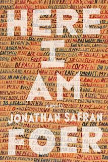 Here I Am, Jonathan Safran Foer