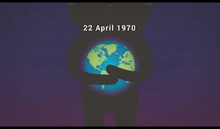 Hari Bumi Sedunia, Hari bumi pertama diadakan tanggal 22 april 1970, 22 april setiap tahun diperingati sebagai hari bumi sedunia