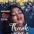 Nollywood Actress, Eniola Badmus Wins 2018 Celebrity Housemates TV Show - Photo