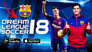 تحميل لعبة Dream league Soccer 2018 للأندرويد