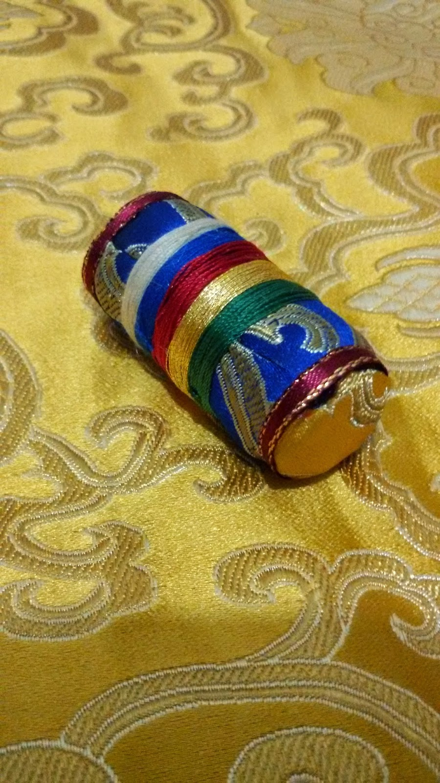 Tibetan Healing Amulet Chakra Protections Amulet Ruels