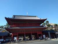 増上寺正面玄関