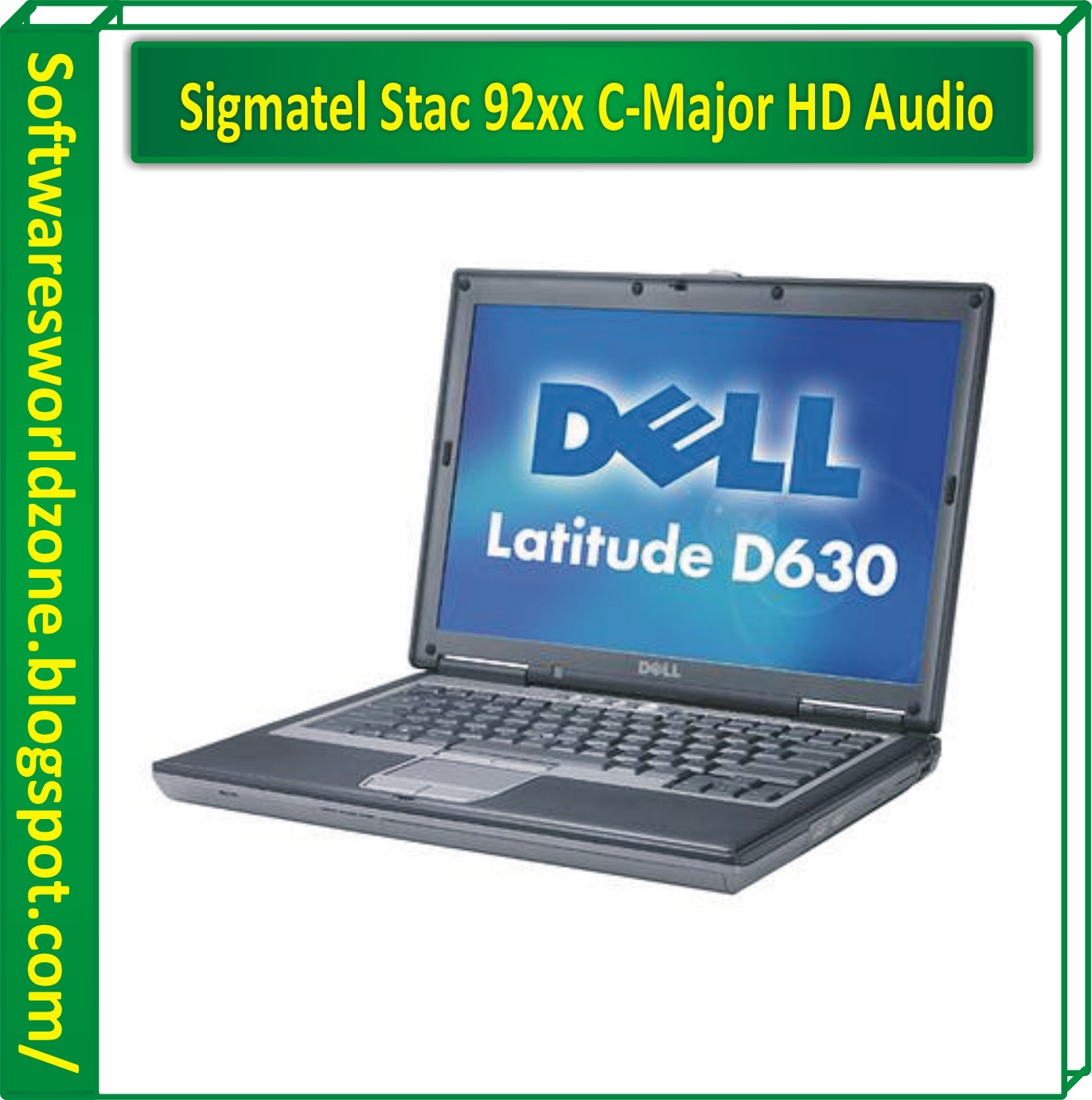 sigmatel stac 92xx c-major hd audio driver