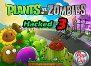 Plantas Vs Zombies Hacked 3