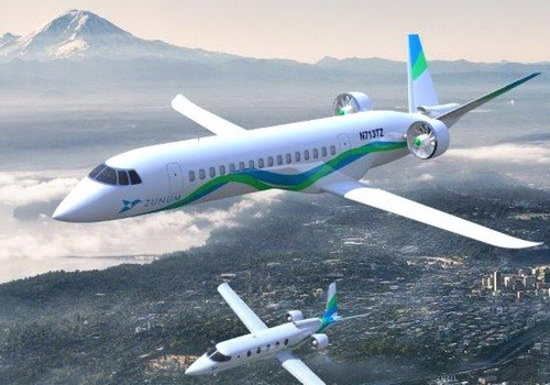 Tinuku Zunum Aero scheduled mass production of electric aircraft in 2022