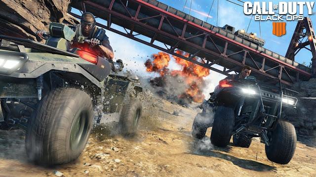 """تسريب الخريطة الكاملة لطور Blackout """" الباتل رويال """" للعبة Call of Duty: Black Ops 4 ، شاهد من هنا .."""