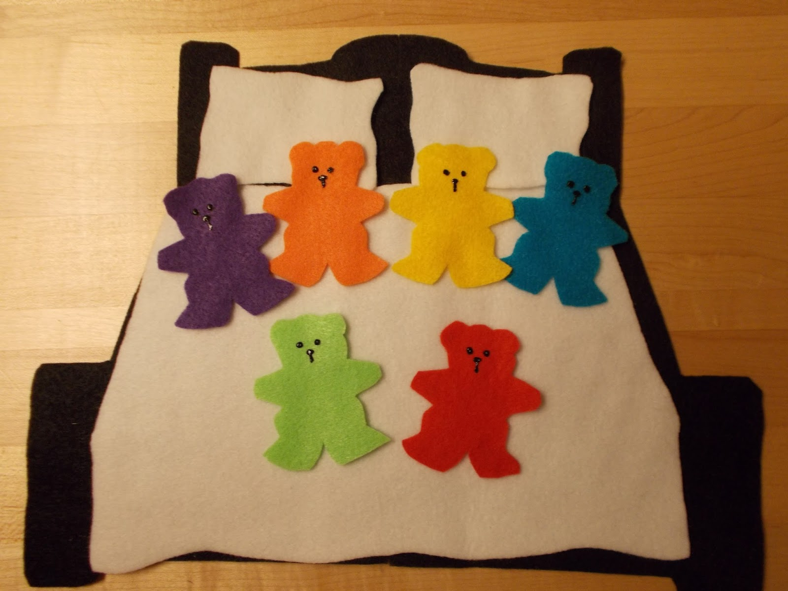 Fun with Friends at Storytime: Beary Sleepy Bedtime