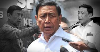 Wiranto : Kalau Tak Mau Berurusan dengan Polisi, Jangan Ngomong Macam-macam