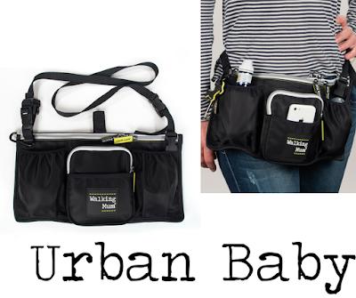 Colección Urban de Walking Mum