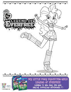 My Little Pony Equestria Girls - Legend Of Everfree  art 2