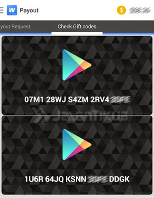 84 TUTORIAL PLAYSTORE KODE 20 WITH GENERATE - * PlayStore