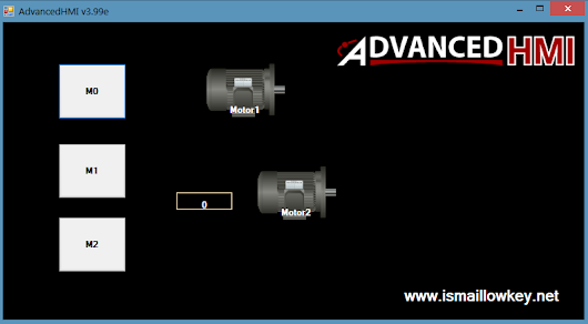 AdvancedHMI : VB .NET HMi on your PC --Free--