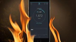 ponsel panas, ponsel cepat panas, overheat, phone overheat