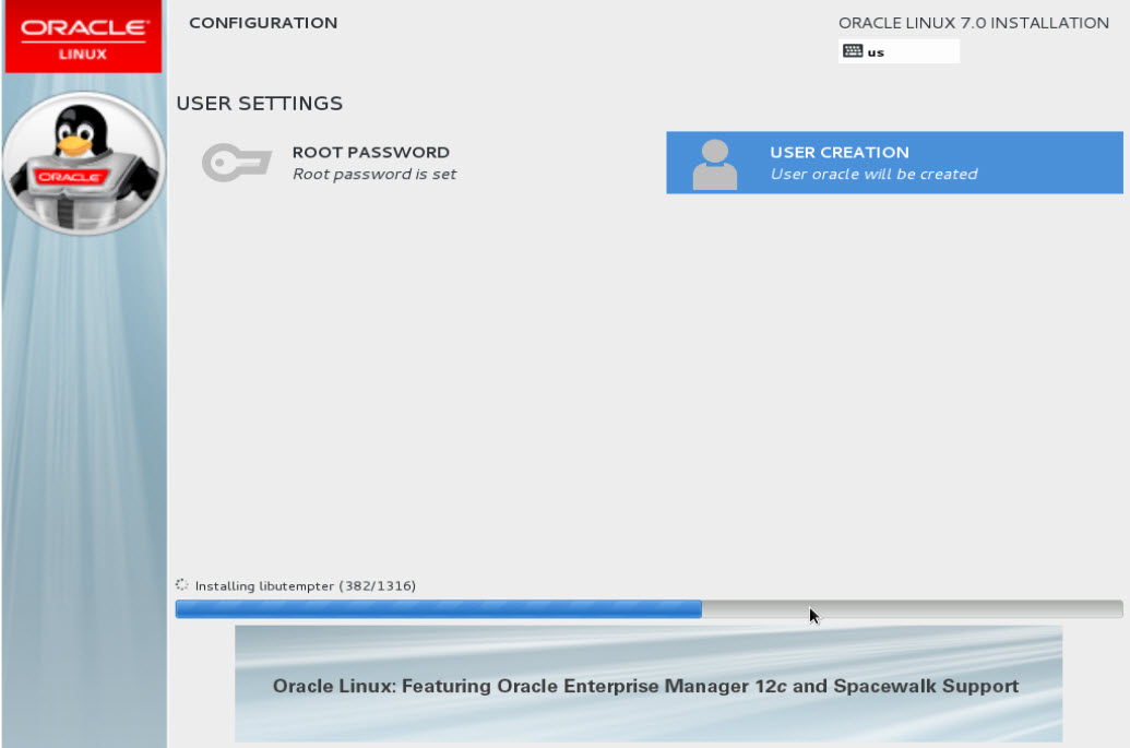 Oracle Enterprise Linux 7 Installation   DBA Central