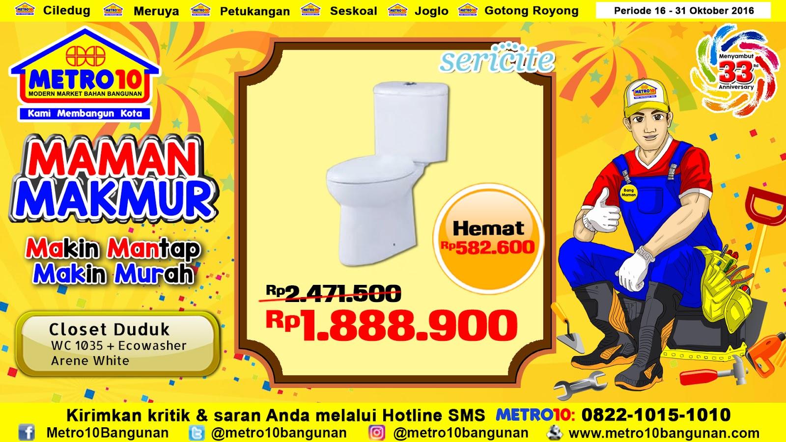 Metro 10 Bangunan Katalog METRO10 16