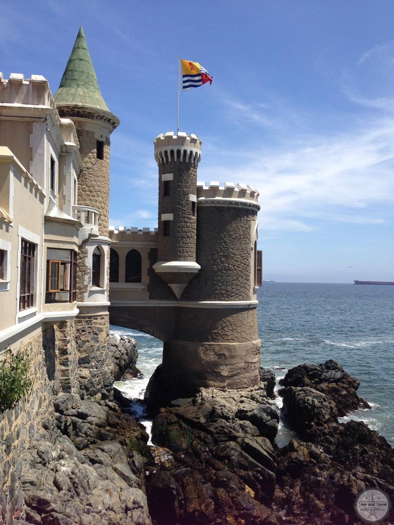 Castelo Wulf Viña del mar chile