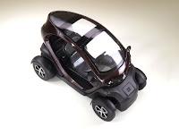 Renault Twisy die cast 1/18 Kinsfun