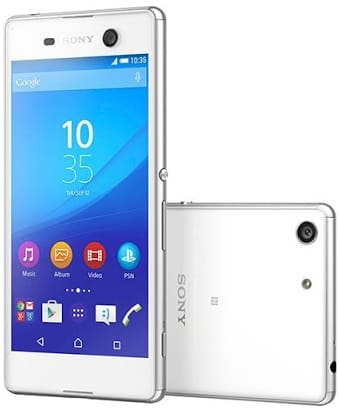 Foto do Smartphone Sony Xperia M5 16GB 4G Android
