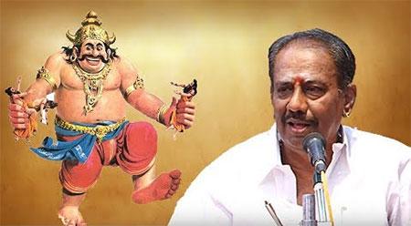 Kumbha Karnan Kadhai – Nellai Kannan 's Best Tamil Speech about Kamba Ramayanam