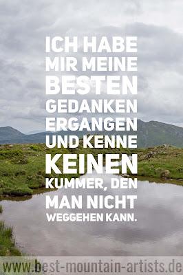 """""""Ich habe mir meine besten Gedanken ergangen und kenne keinen Kummer, den man nicht weggehen kann."""", Søren Kierkegaard"""