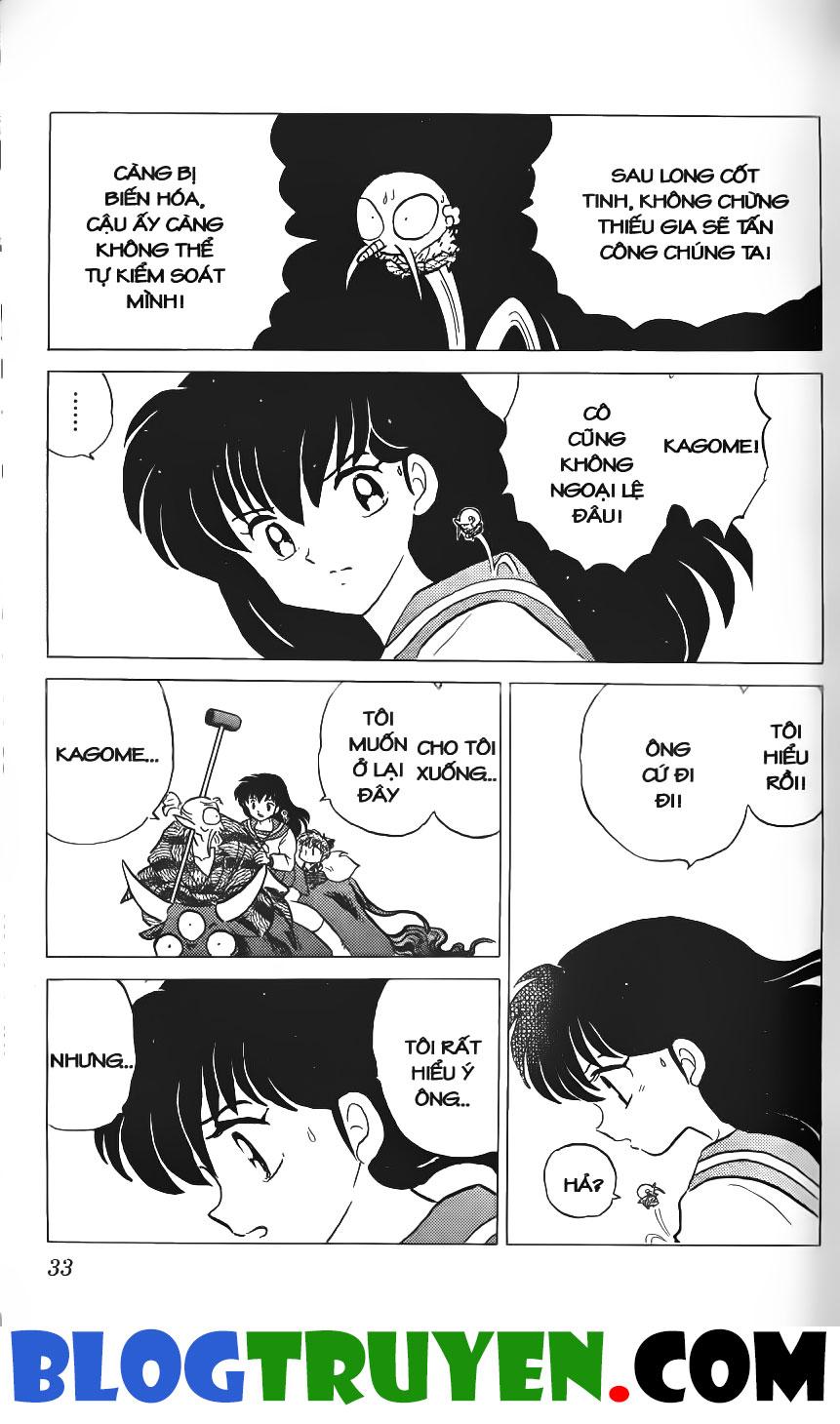 Inuyasha vol 20.2 trang 10