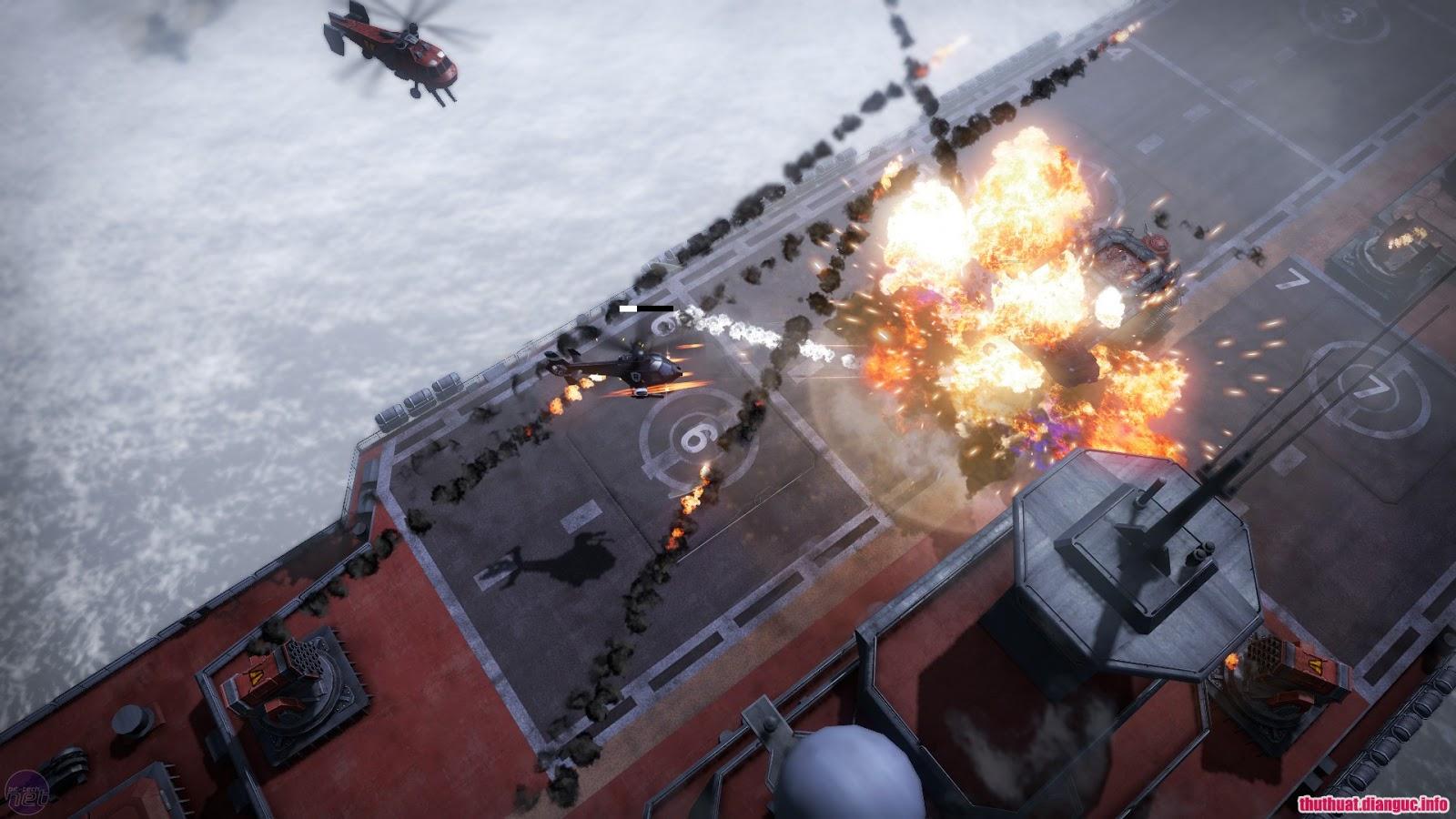 Game Renegade Ops free download,