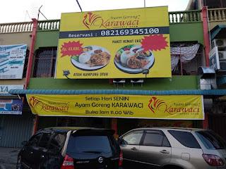 Ayam Goreng Kampung Batam Karawaci Kuliner Kepri Tempat Makan Enak dan Murah